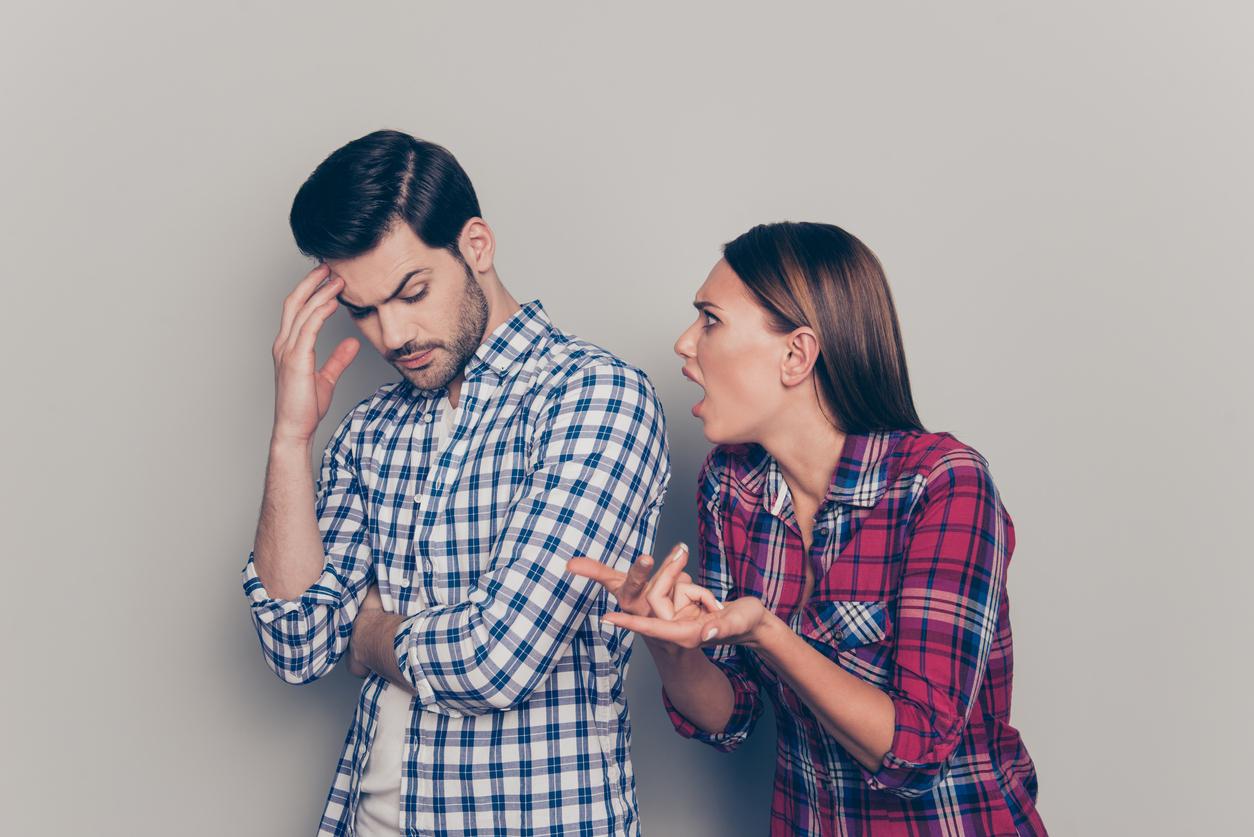 Saca a tu ex en las discusiones
