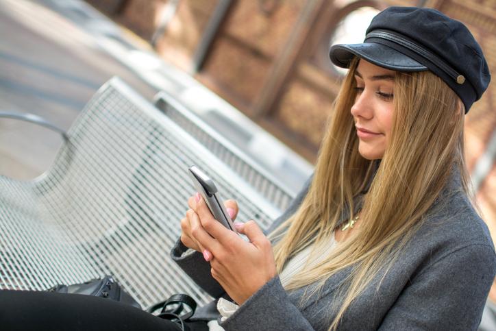 Smartphone puede provocarte arrugas?