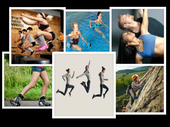 11 disciplinas divertidas y efectivas para perder peso en invierno (FOTOS)