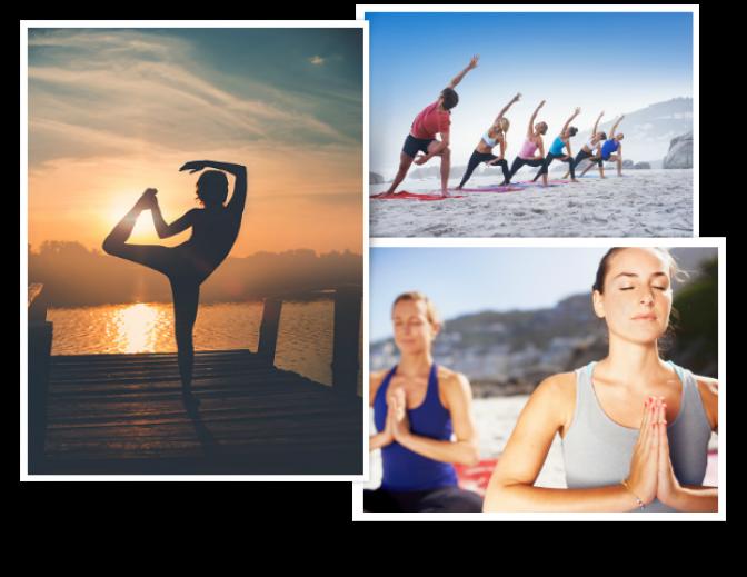 Posturas de yoga para tonificar tu busto