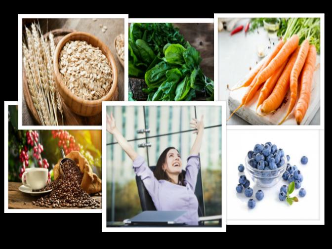 Alimentos antienvejecimiento, ¡20 opciones!