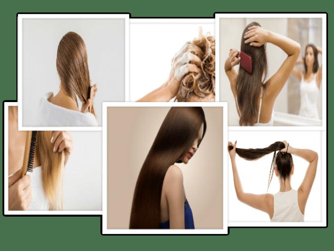 Cepilla tu cabello de forma correcta
