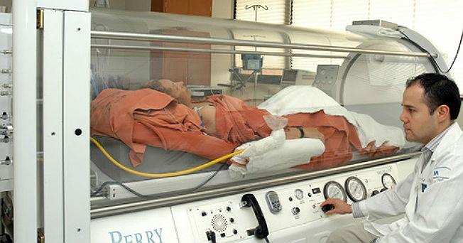 Camara hiperbarica que beneficios tiene