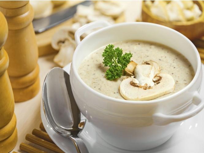 Суп крем грибной рецепт