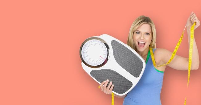 publicidad para bajar de peso