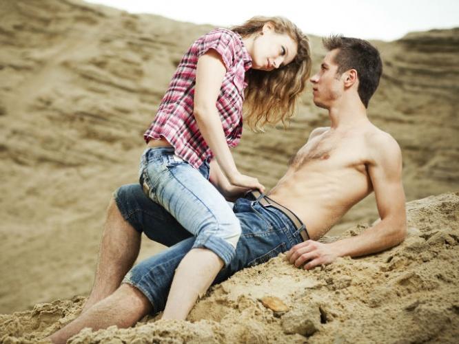 Fantasias sexuale para parejas