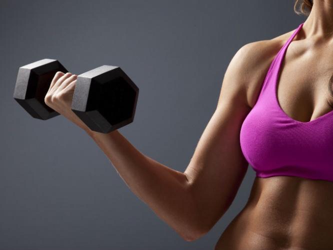 Resultado de imagen de entrenamiento con pesas