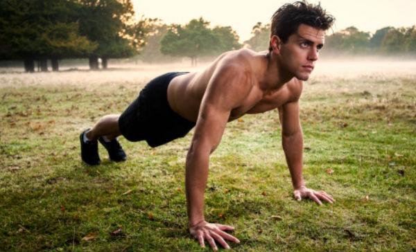 Gimnasia aerobica para adelgazar en casa