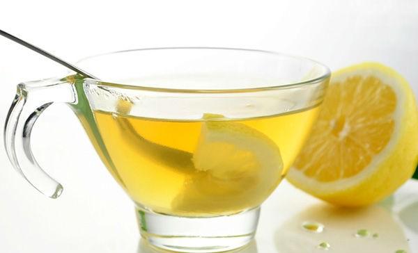 El te de limon sirve para bajar de peso