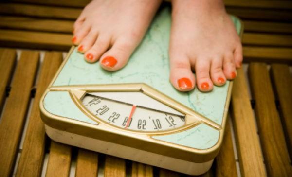 Perdida de peso por depresion