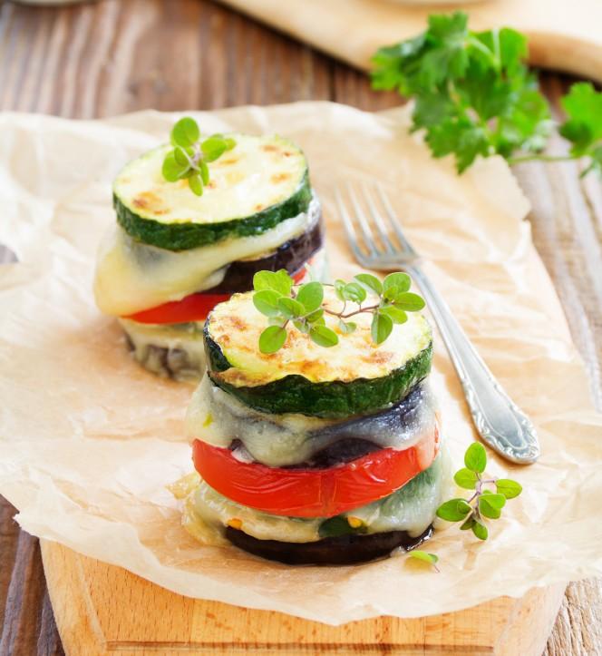 10 platillos donde reemplazas el pan con vegetales (Fotos