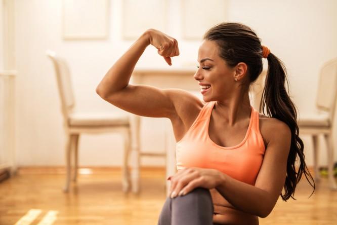 Dieta para ganar masa muscular en un mes