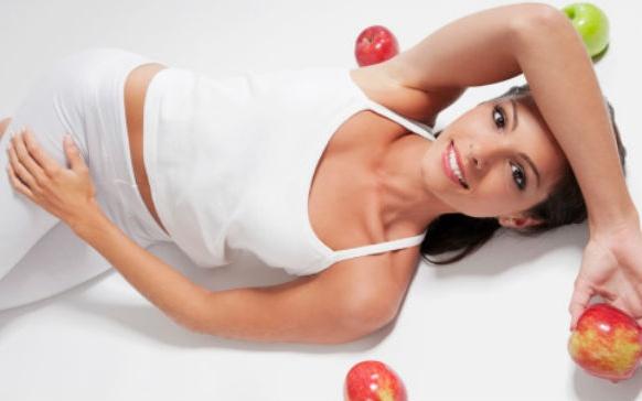 Manzanas aumentan el deseo sexual en ellas