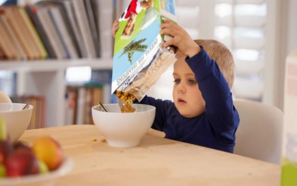 ¡Encuentran pesticida en cereales para niños!