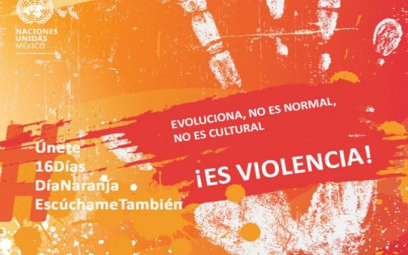 A nivel global, una de cada tres mujeres ha sufrido de violencia alguna vez en su vida