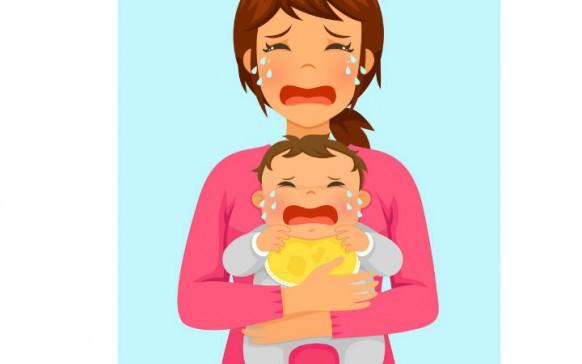 Cuidar a un bebé es más agotador que hacer ejercicio