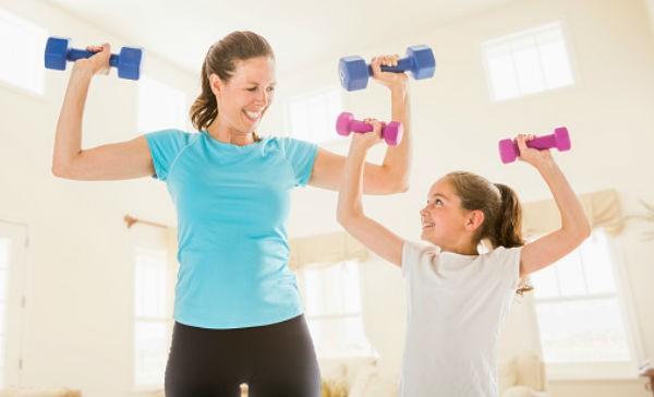 Ejercicio f sico para ni os salud180 for Ejercicio fisico