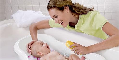 Tips Para El Bano Del Recien Nacido Salud180