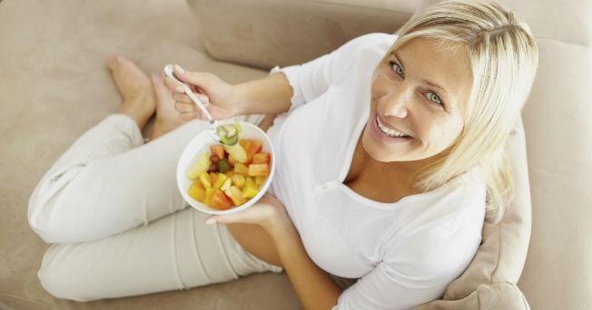 alimentacion sana en las diferentes edades