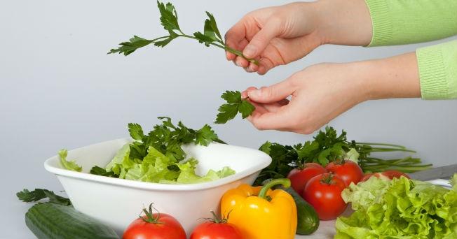 10 consejos para preparar comida saludable salud180 for Preparar comida