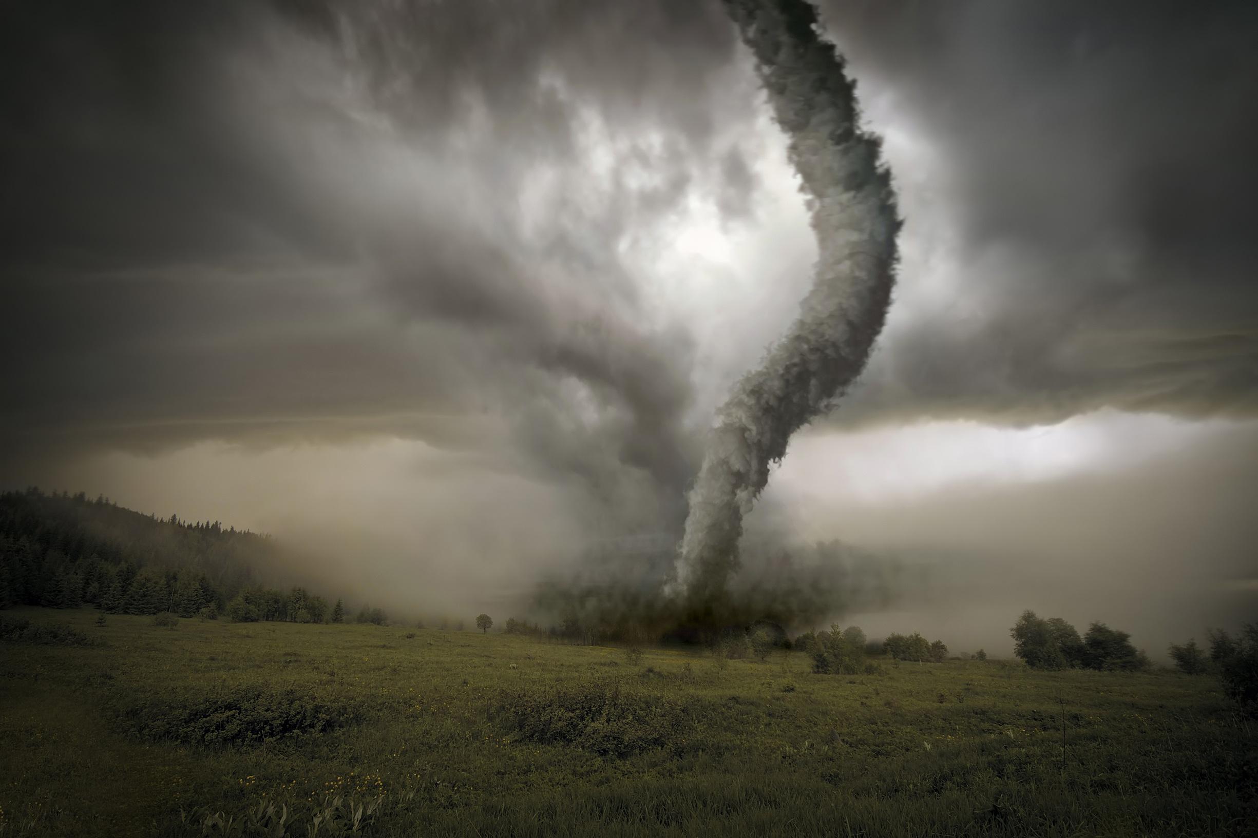 Qué hacer en caso de un tornado | Salud180