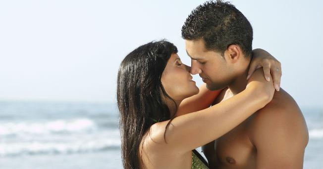 los distintos tipos de besos: