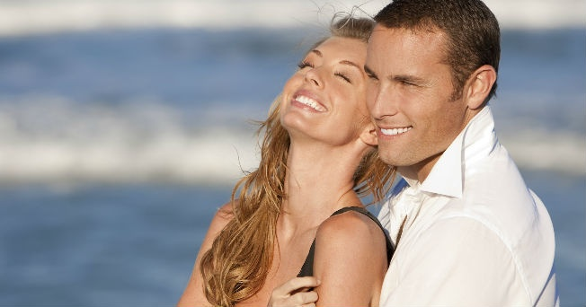 El deseo de hacer feliz a otra persona