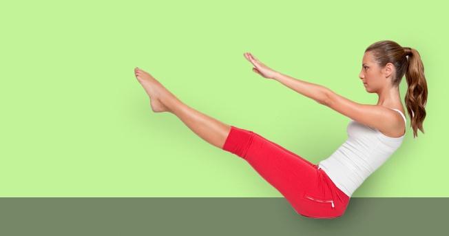 7 básicos de pilates para un abdomen plano  8a2ad2c7fd0e