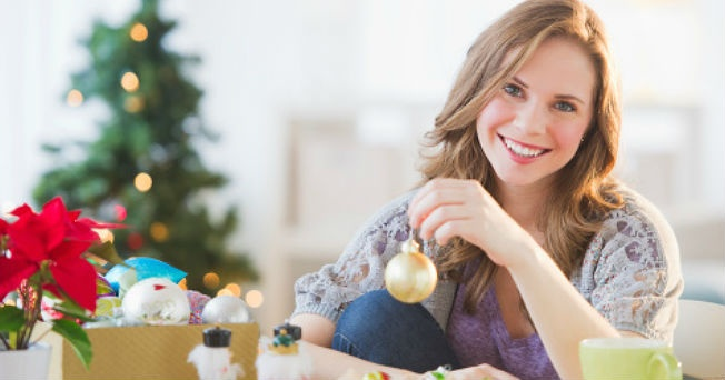 Beneficios de adornar la casa bienestar180 - Adornar escaparate navidad ...
