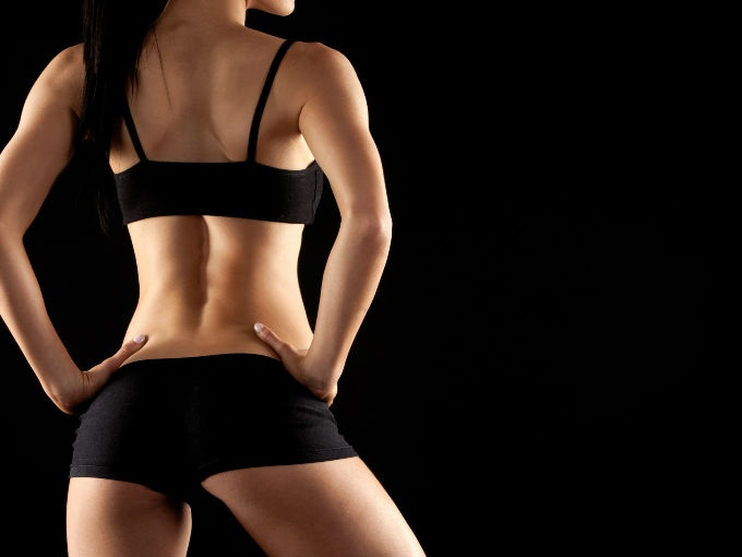 Adelgazar espalda y abdomen plano