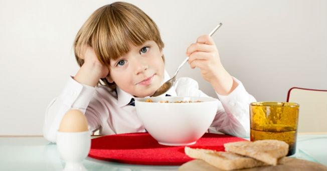 5 Cosas Que Deben Desayunar Los Niños
