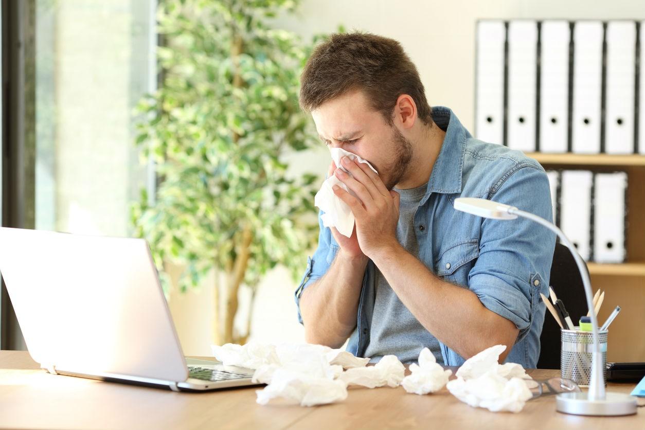 Combatir la alergia desde el hogar
