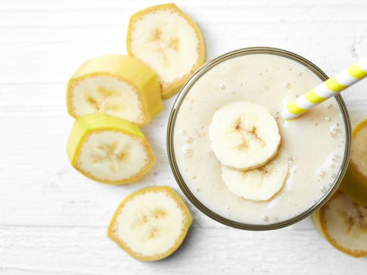 licuado de avena y plátano para adelgazar