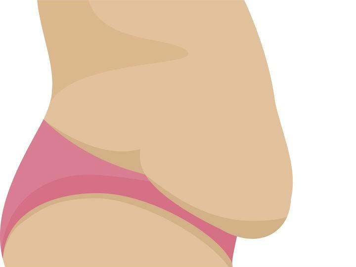 gel casero para reducir el abdomen