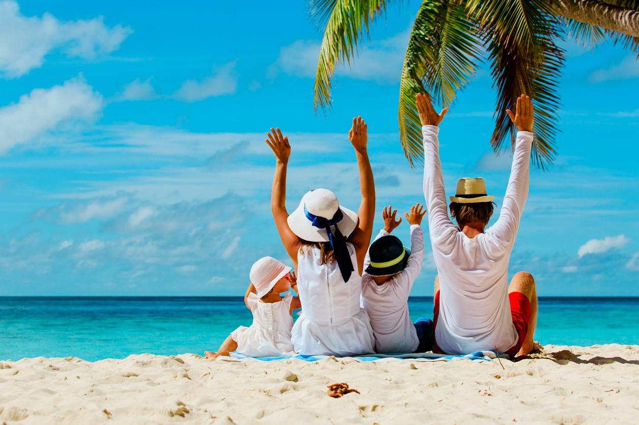Beneficios De Salir De Vacaciones Con Ni 241 Os Salud180