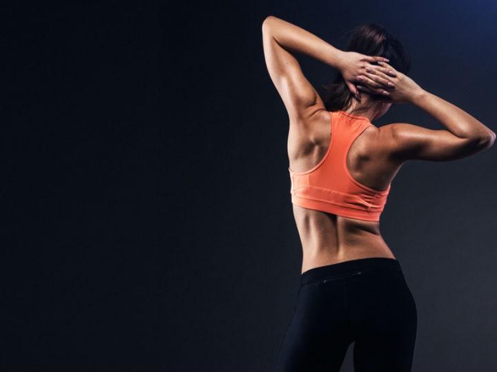 ejercicios para reducir grasa de la espalda baja