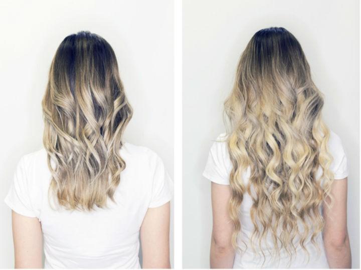 Serum de noche para acelerar el crecimiento del cabello ¡en 20 días!