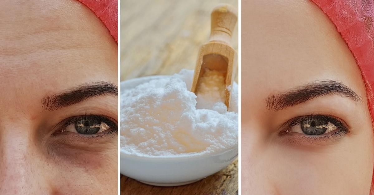 Manzanilla y bicarbonato para el rostro