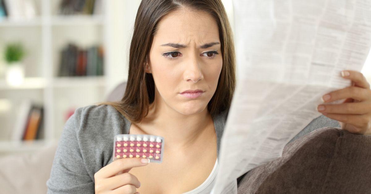 Mujeres que JAMÁS deben utilizar anticonceptivos hormonales