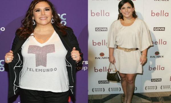 Gordas que bajaron de peso antes y despues de adelgazar