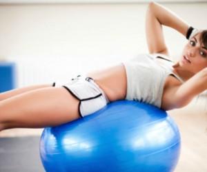 Ejercicios para tener un abdomen plano en poco tiempo