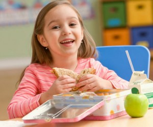 5 básicos para preparar un lunch saludable infantil