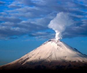 Así daña tu salud el volcán Popocatépetl