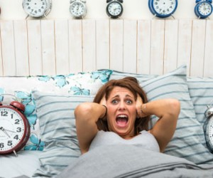 ¿Cómo quitar el insomnio rápido?
