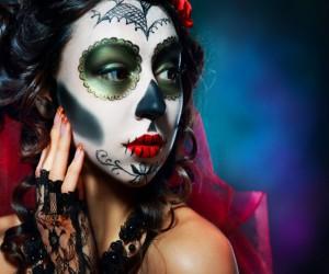 Cómo cuidar tu piel del maquillaje de Halloween