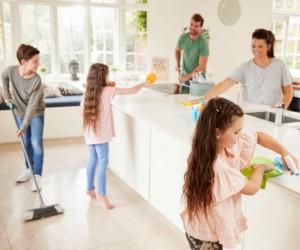 Enfermedades que puedes prevenir si limpias correctamente tu casa