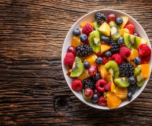 Frutas que no se deben mezclar