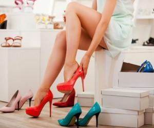 """Infección por probarse zapatos """"nuevos"""" sin calcetines"""