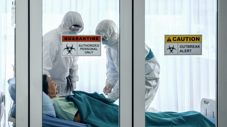 Tres tipos de coronavirus que pueden causar enfermedades respiratorias graves