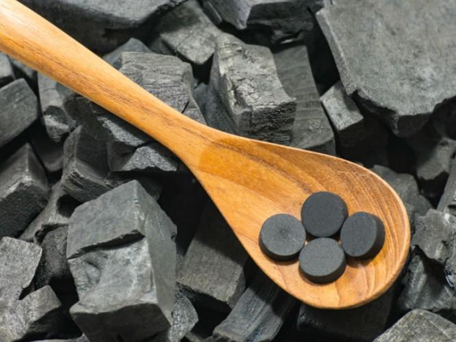 Usos del carbón activado